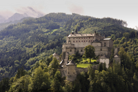 Hohenwerfen Fortress Day Trip from Salzburg including Falconry Show Photos