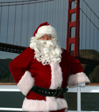 Holiday Brunch Cruise with Santa Claus on San Francisco Bay Photos