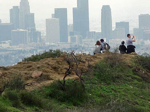 Hollywood Hills Hiking Tour in Los Angeles Photos