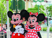 Hong Kong Disneyland Theme Park Roundtrip Transfer Photos