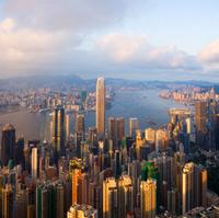 Hong Kong Private Transfer: Ocean Terminal Cruise Port to Hong Kong International Airport Photos