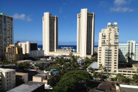 Honolulu Sightseeing and Shopping Double-Decker Bus Tour Photos