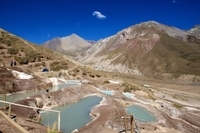 Hot Springs Tour from Santiago with Lunch Photos