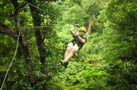 Huatulco Zipline Canopy Tour Photos