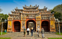 Hue City Sightseeing Tour with Perfume River Cruise Photos