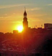 Illuminated Hamburg City Tour and Evening Cruise Photos