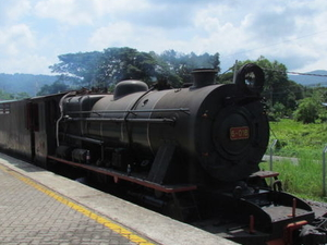 North Borneo Railway Train Ride from Kota Kinabalu to Papar Photos