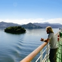InterIslander Ferry - Picton to Wellington Photos