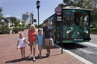 I-RIDE Trolley Unlimited Ride Pass Photos