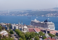 Istanbul Port Departure Transfer: Central Istanbul to Cruise Port Photos