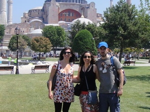 Istanbul Small-Group Walking Tour: Hagia Sophia, Blue Mosque, Topkapi Palace and Grand Bazaar Photos