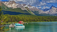 Jasper City Sightseeing Tour and Maligne Lake Cruise Photos