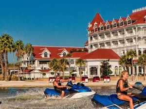 Jet Ski Adventure at Disney's Contemporary Resort  Photos