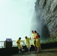 Journey Behind Niagara Falls Admission Photos