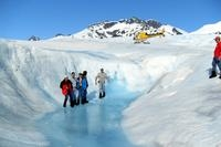 Juneau Helicopter Tour and Guided Icefield Walk Photos