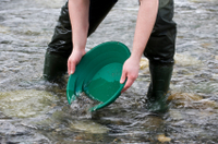 Juneau Super Saver: Gold Panning and Salmon Bake  Photos