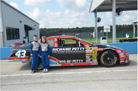 Junior Race Car Ride-Along Program at Daytona International Speedway Photos