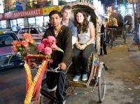 Kathmandu Evening Tour by Rickshaw Including Durbar Square Photos