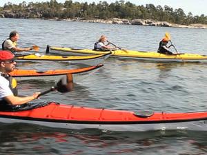 Kayaking Tour of Stockholm Archipelago Photos