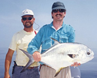 Key West Backcountry or Flats Fishing Charter Photos