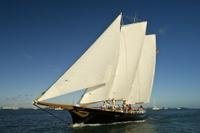 Key West Schooner Sailing Photos