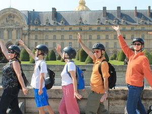 Paris City Segway Tour Photos