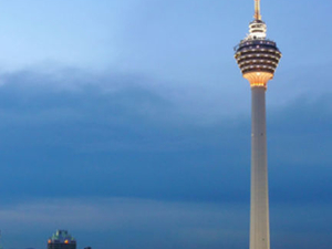 Private Tour: KL Tower Revolving Restaurant Buffet Dinner and Central Market Night Tour Photos