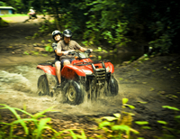 Kualoa Ranch ATV Adventure Photos