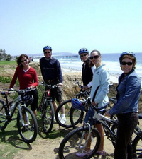 La Jolla Plunge Bike Tour Photos