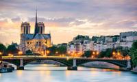 La Marina de Paris Seine River Cruise Including 3-Course Lunch or Dinner Photos