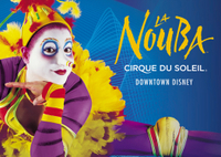 La Nouba at Walt Disney World Resort Photos