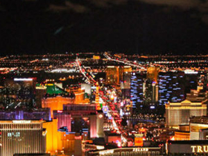 Las Vegas Night Strip Helicopter Tour Photos