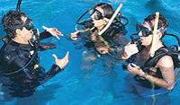 Learn to Dive - Puerto Vallarta Beginners Scuba Course Photos