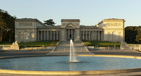 Legion of Honor Museum Admission Photos