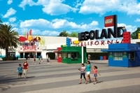 LEGOLAND® California with Transport Photos