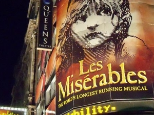 Les Miserables Theater Show Photos
