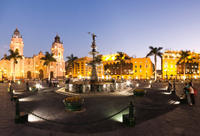 Lima in a Day: City Sightseeing Tour, Larco Museum and Magic Water Circuit Photos