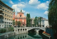Ljubljana Walking Tour with Ljubljana Castle Funicular Ride Photos