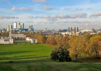 London Bike Tour: Maritime Greenwich and Olympic Park Photos