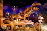 London Combo: Ripley's Believe It or Not! Ticket and Planet Hollywood Meal Photos