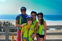 Los Angeles Day Trip from Anaheim: Sightseeing by Bike Photos