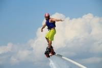 Los Cabos Flyboard Lesson Photos