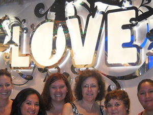 The Beatles™ LOVE™ by Cirque du Soleil® at the Mirage Hotel and Casino Photos