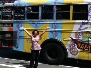 Ride the Magic Bus: A 1960s-Era San Francisco Tour Photos