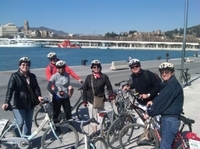 Malaga Bike Tour Photos