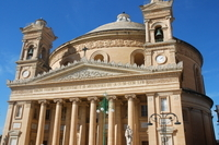 Malta Sightseeing Tour: Mdina, Mosta Dome and Ta Qali Crafts Village Photos