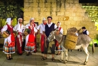 Maltese Folklore Show and Dinner Photos