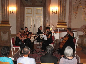 Schloss Mirabell Classical Music Concert in Salzburg Photos