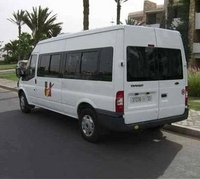 Marrakech Airport Private Departure Transfer Photos