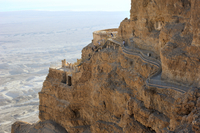 Masada and Ein Gedi Nature Reserve Day Trip from Tel Aviv Photos